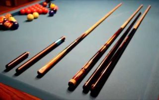 Can you use a Pool Cue for snooker