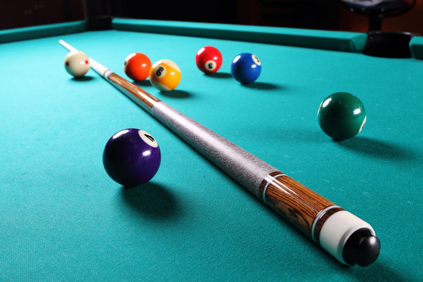 Choose a Pool Cue