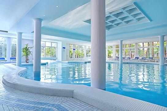 Anti-Aging Pool — The Abano Hotel, Padua