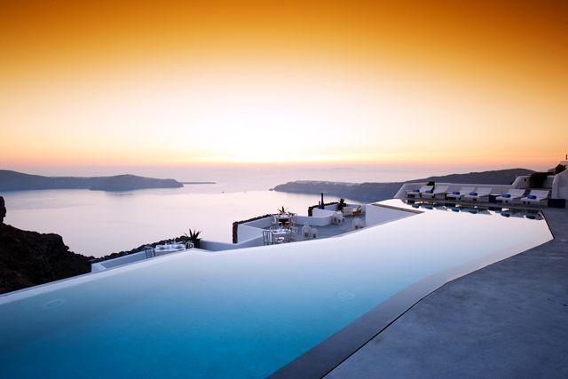 Grace Hotel, Santorini