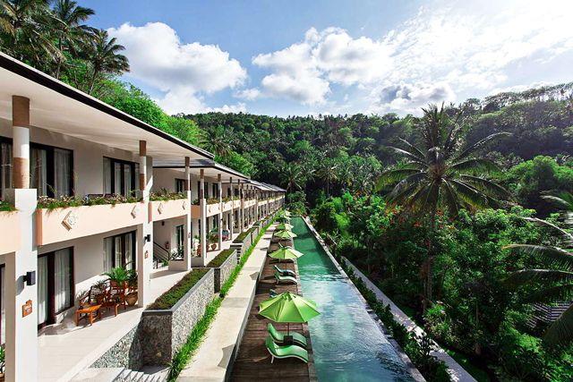 Kebun Villas & Resort, Lombok, Indonesia
