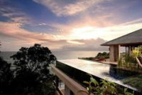 Dual Pools — Paresa Resort, Phuket