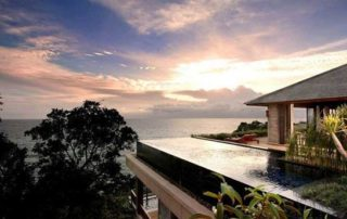 Dual Pools — Paresa Resort, Phuket