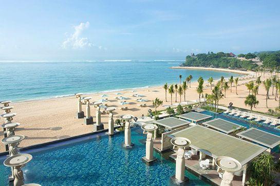 Infinity Pool — The Mulia, Bali