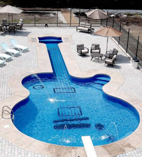 The Guitar Pool
