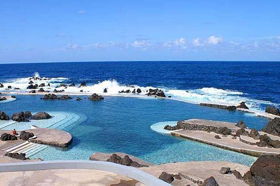 The Natural Pools Of Porto Moniz, Madeira