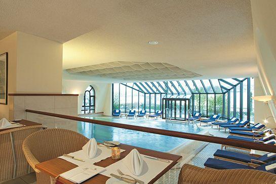 Thermal Pool — The Hotel Nassauer Hof, Wiesbaden