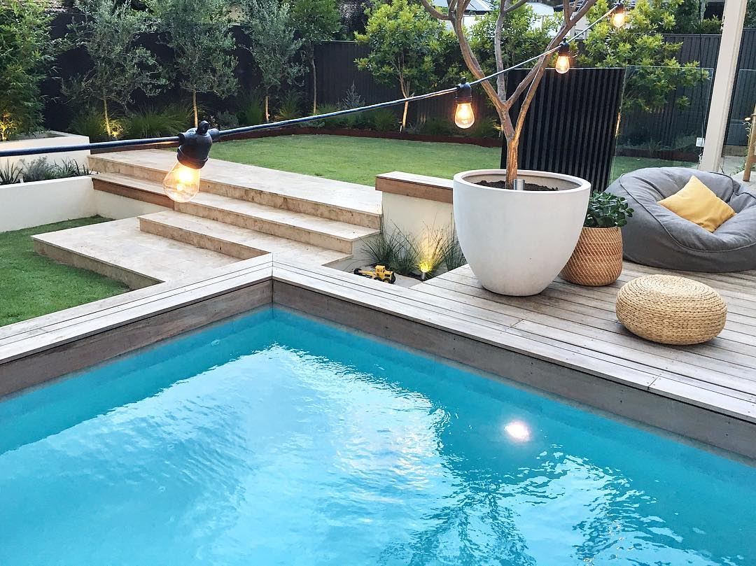 Glamour to Your Above – Ground Pool