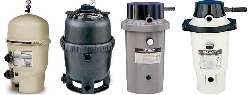 What Are The Different Types Of Pool Filters Available