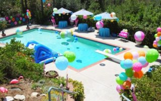 Kids Pool Parties Ideas 2018