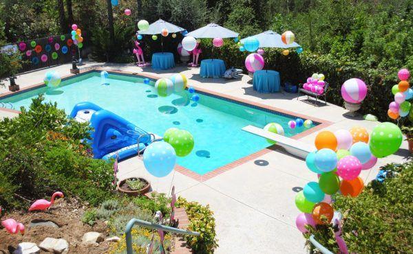 Kids Pool Parties Ideas 2018