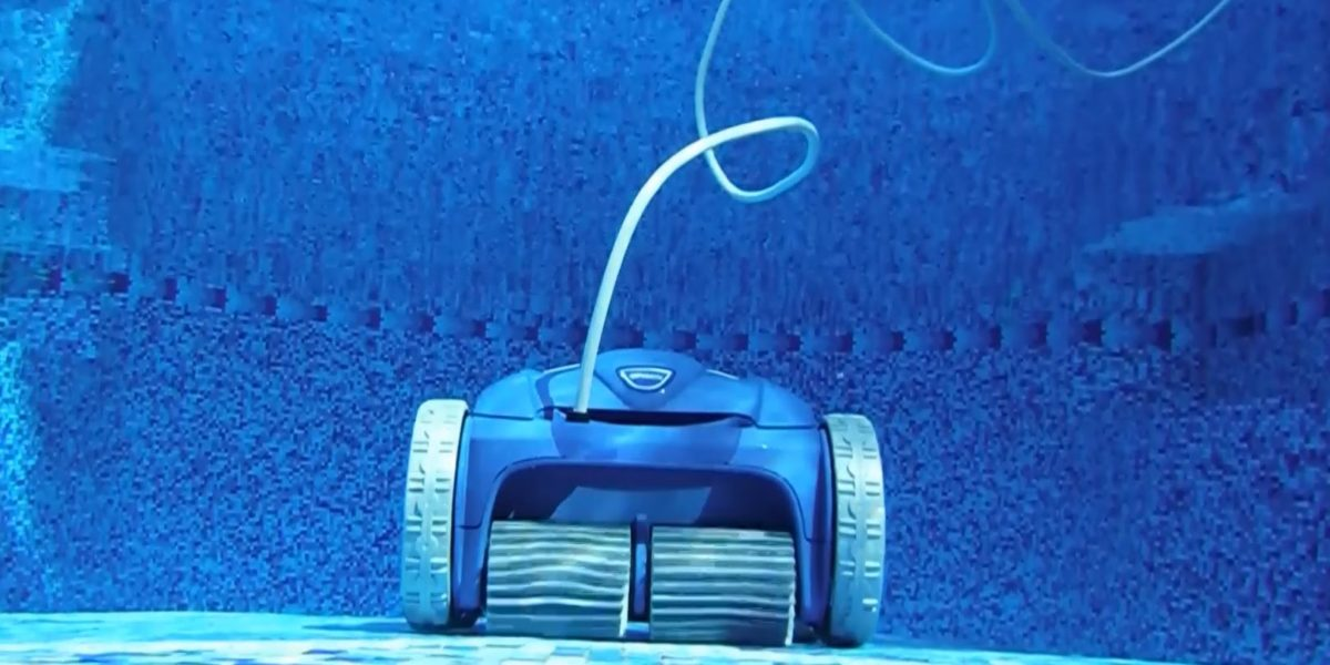 Polaris 9550 Robotic Pool Cleaner Review