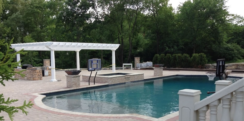 Types of inground pools best pool product reviews from for Types of inground pools