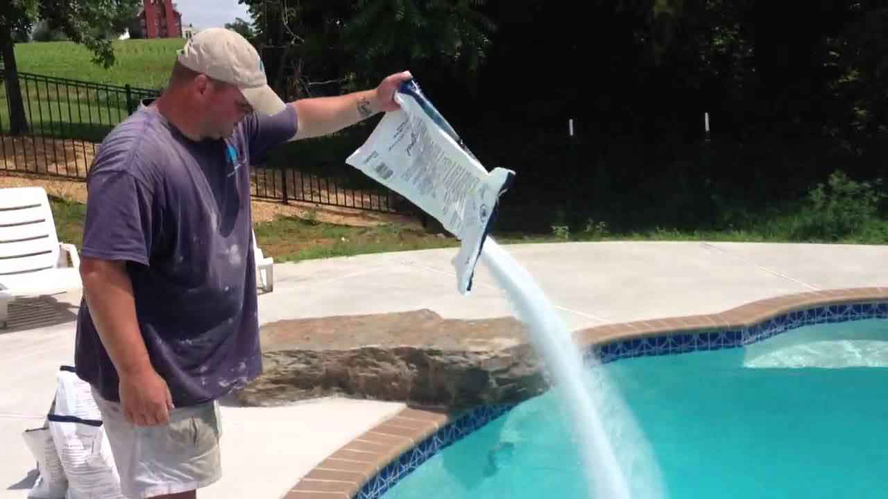 Convert a Chlorine Pool to Saltwater