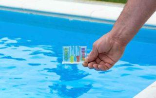 lower the alkalinity in my pool