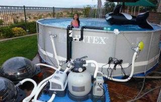 best Best Above Ground Saltwater Pool