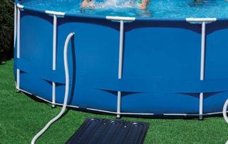 best above ground pool heater