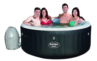 SaluSpa Miami AirJet Inflatable Hot Tub Reviews