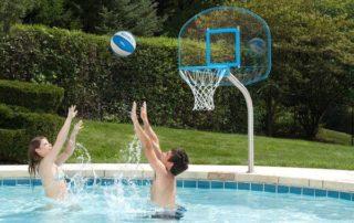best In Ground Pool Basketball Hoop
