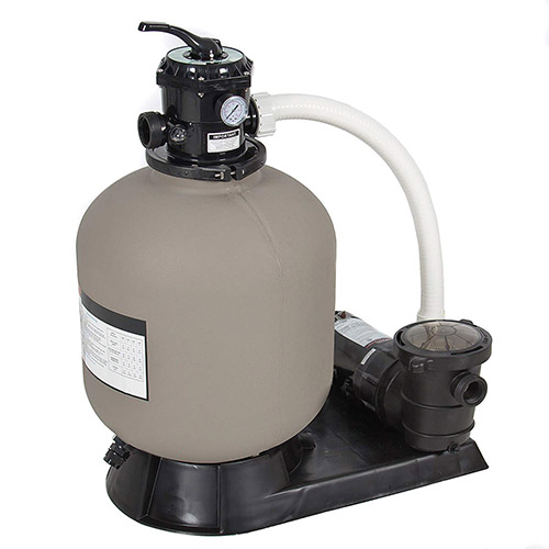 Best Choice Products Pro Above Ground Swimming Pool Pump Filter reviews