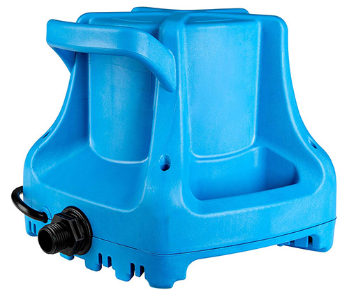 Little Giant APCP-1700 Automatic Swimming Pool Cover Submersible Pump Reviews