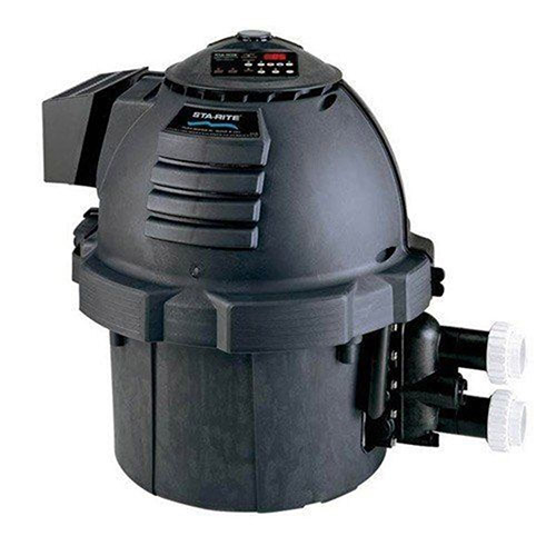 Sta-Rite SR400LP Max-E-Therm Pool and Spa Heater reviews