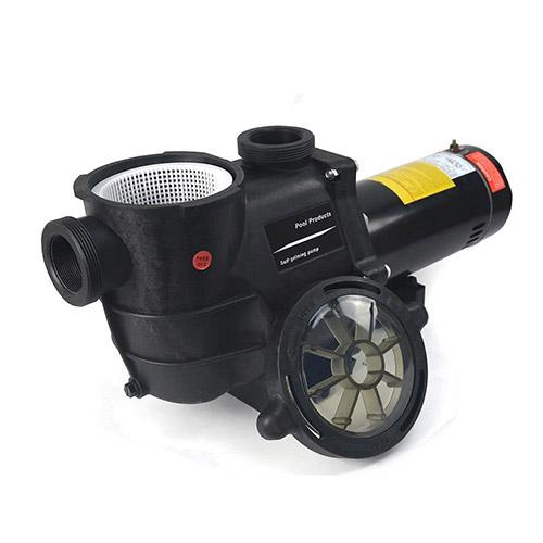 2HP Inground Pool Pump 220 110 Single Speed Pump reviews