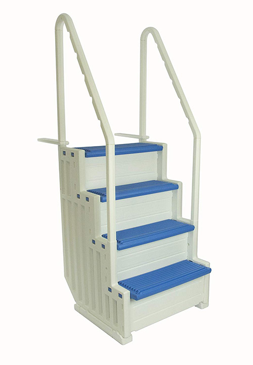 Confer Plastics Above Ground Swimming Pool Ladder reviews