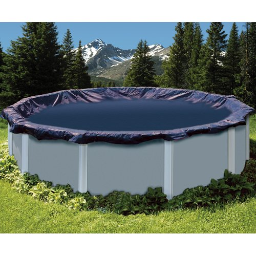 #5. Swimline Heavy Duty Deluxe Above Ground Swimming Pool Cover reviews