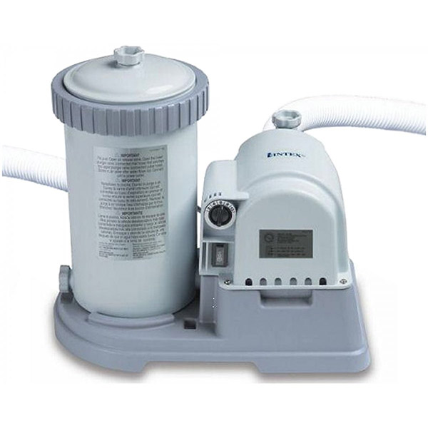 Intex 2500 GPH Krystal Clear Pool Filter Pump Reviews