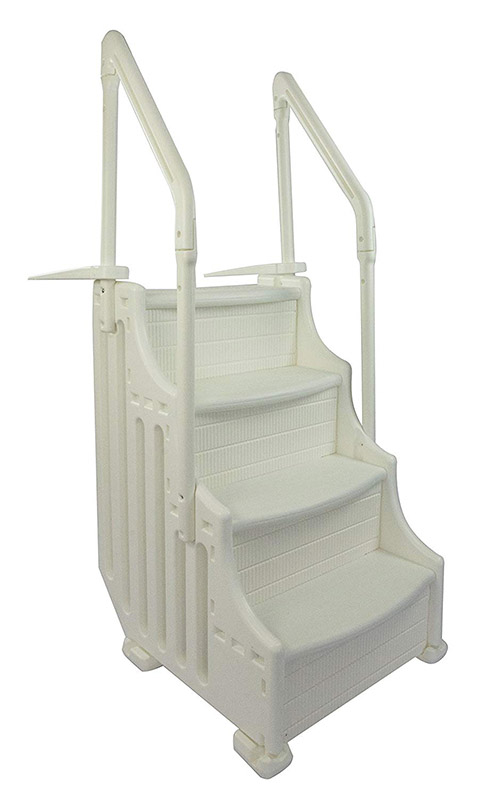 Ocean Blue Mighty Above Ground Pools Ladder reviews