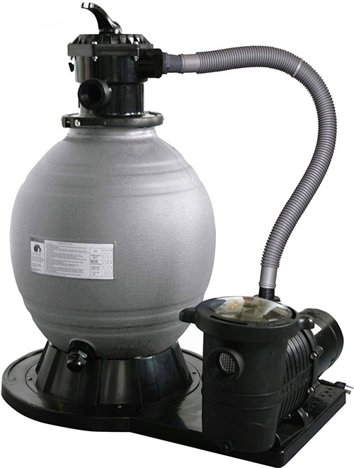 Blue Wave 22-Inch Sand Filter System reviews