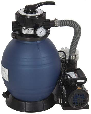 "Best Choice Products Pro 2400GPH 13"" Sand Filter Above Ground reviews"