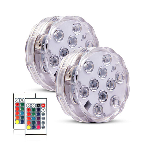 Submersible Led Lights Waterproof Above Ground Pool Light Reviews