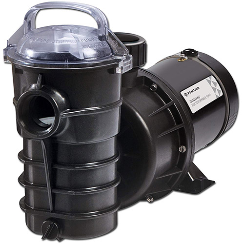 Pentair Dynamo 340197 1 HP Above Ground Pool Pump Reviews