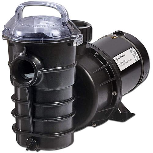 Pentair Dynamo 340210 1.5 Horsepower Above Ground Pool Pump Revuews
