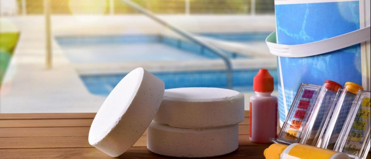 Adding Chlorine Tablets To Your Swimming Pool