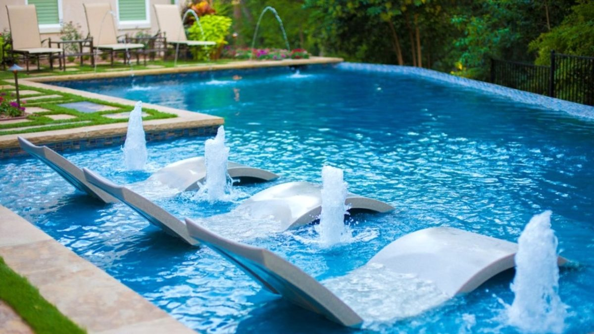 Benefits of Installing a Pool Fountain