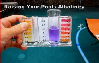 Lower The Alkalinity In Your Pool