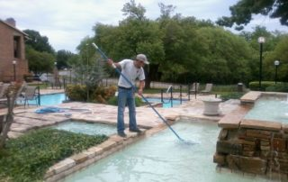 Swimming Pool Care After A Heavy Rain