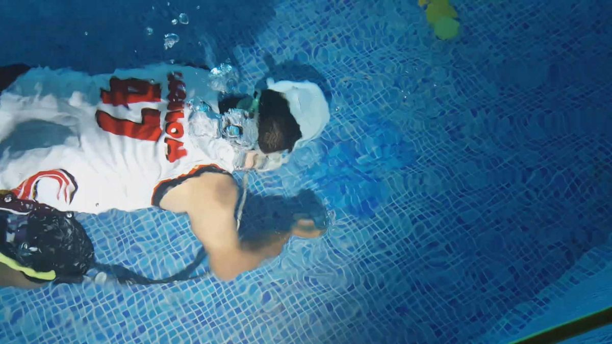 How to find a leak in your swimming pool pool clinics - How to detect swimming pool leaks ...